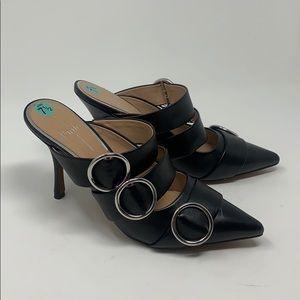 Línea Paolo pointed heels